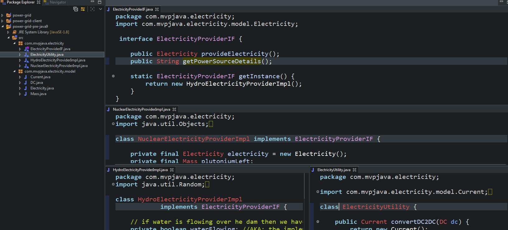Encapsulation pre Java 9