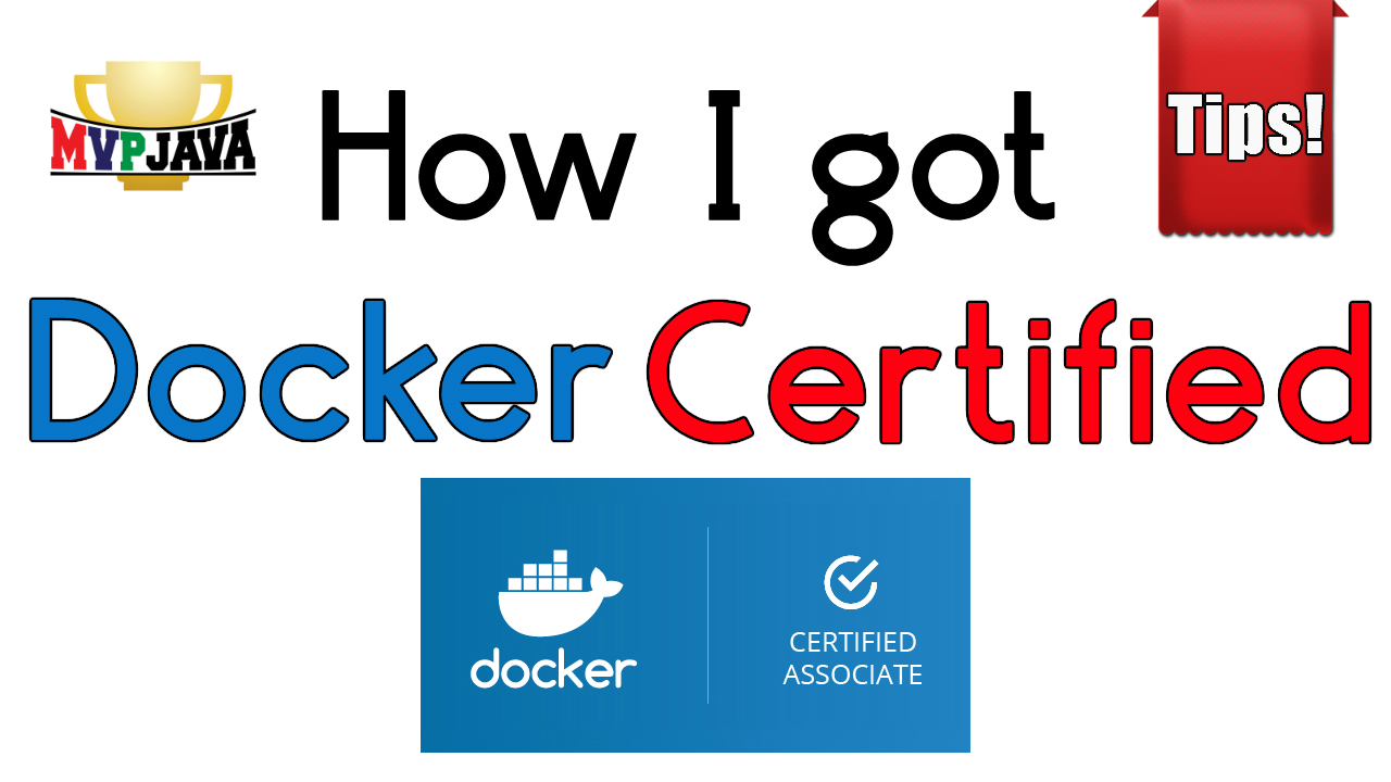 Docker Certified Associate - DCA