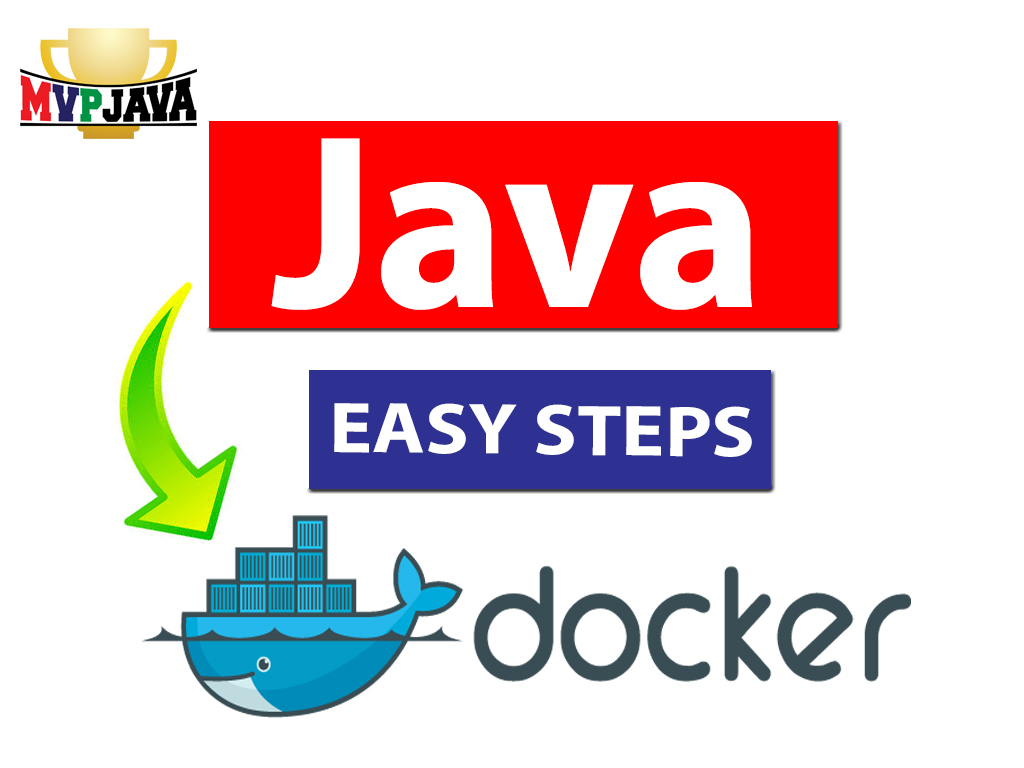 How to Create a Docker Image for Java Application
